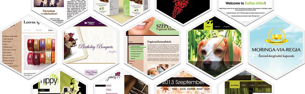 Webfejlesztés Győr