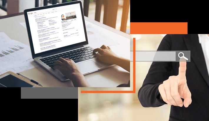 Kulcsszavak alkalmazása a weboldalon