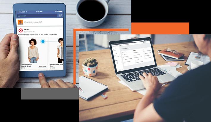 Facebook kampányok kezelése