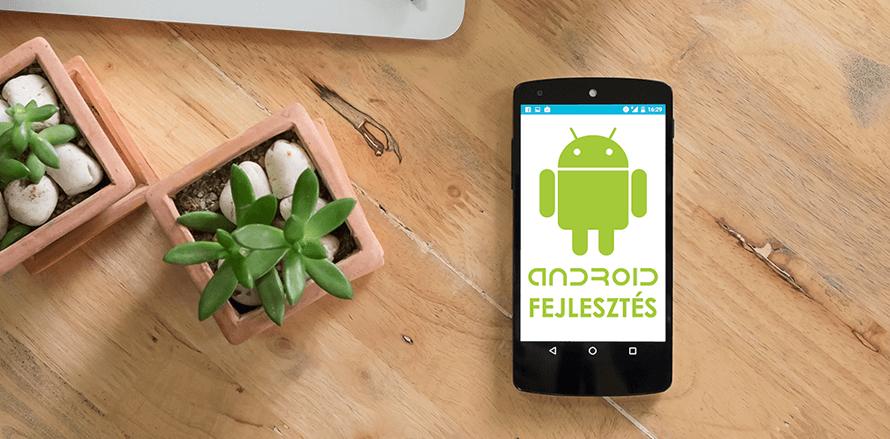 Android programozás