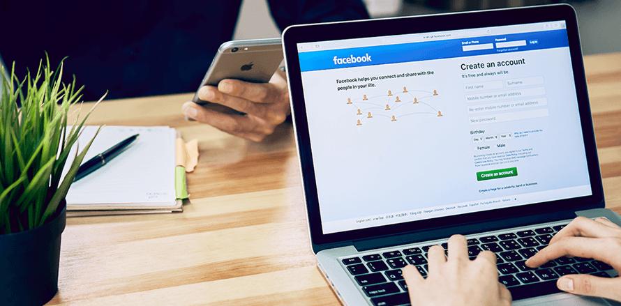 Facebook profil kezelés